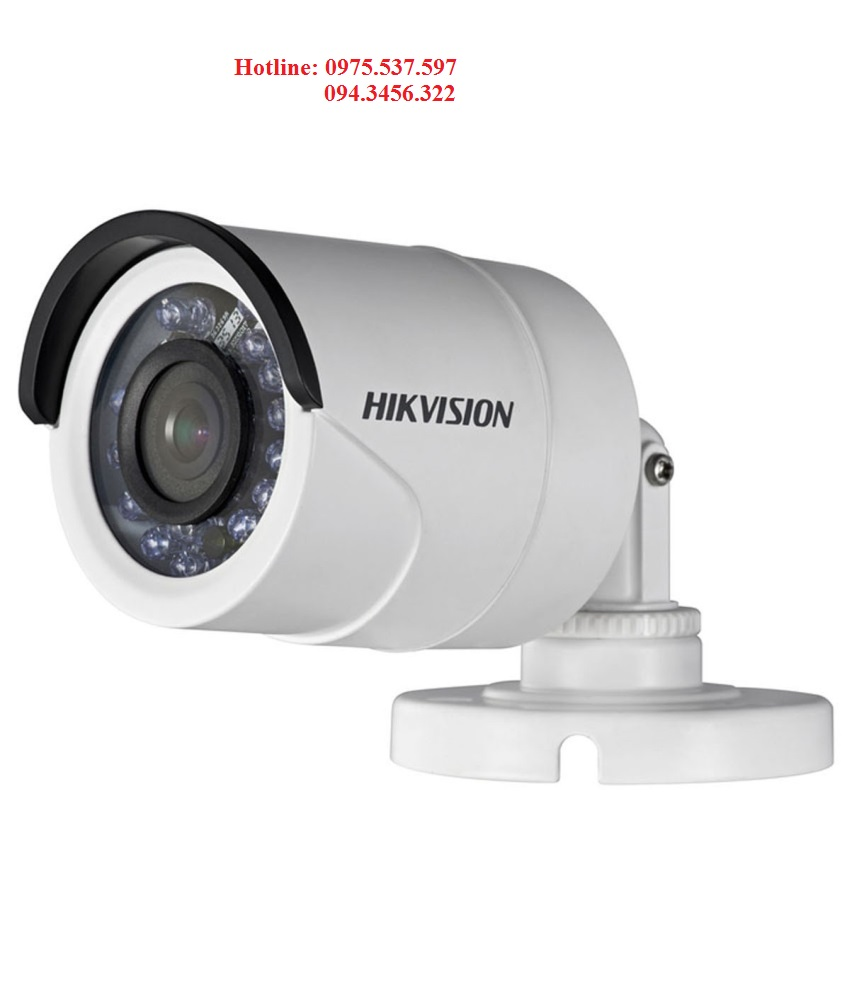 Camera HD-TVI thân trụ 2MP DS-2CE16D0T-IR (C)