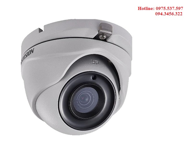 Camera HD-TVI bán cầu 2MP DS-2CE76D3T-ITM